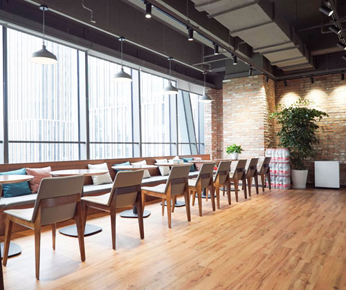 伊诺盛办公室装修设计