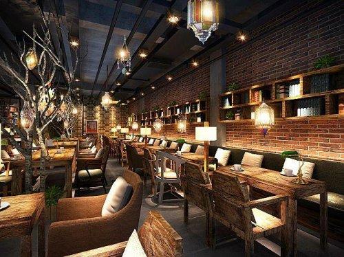 浅析咖啡厅设计的几个关键原则