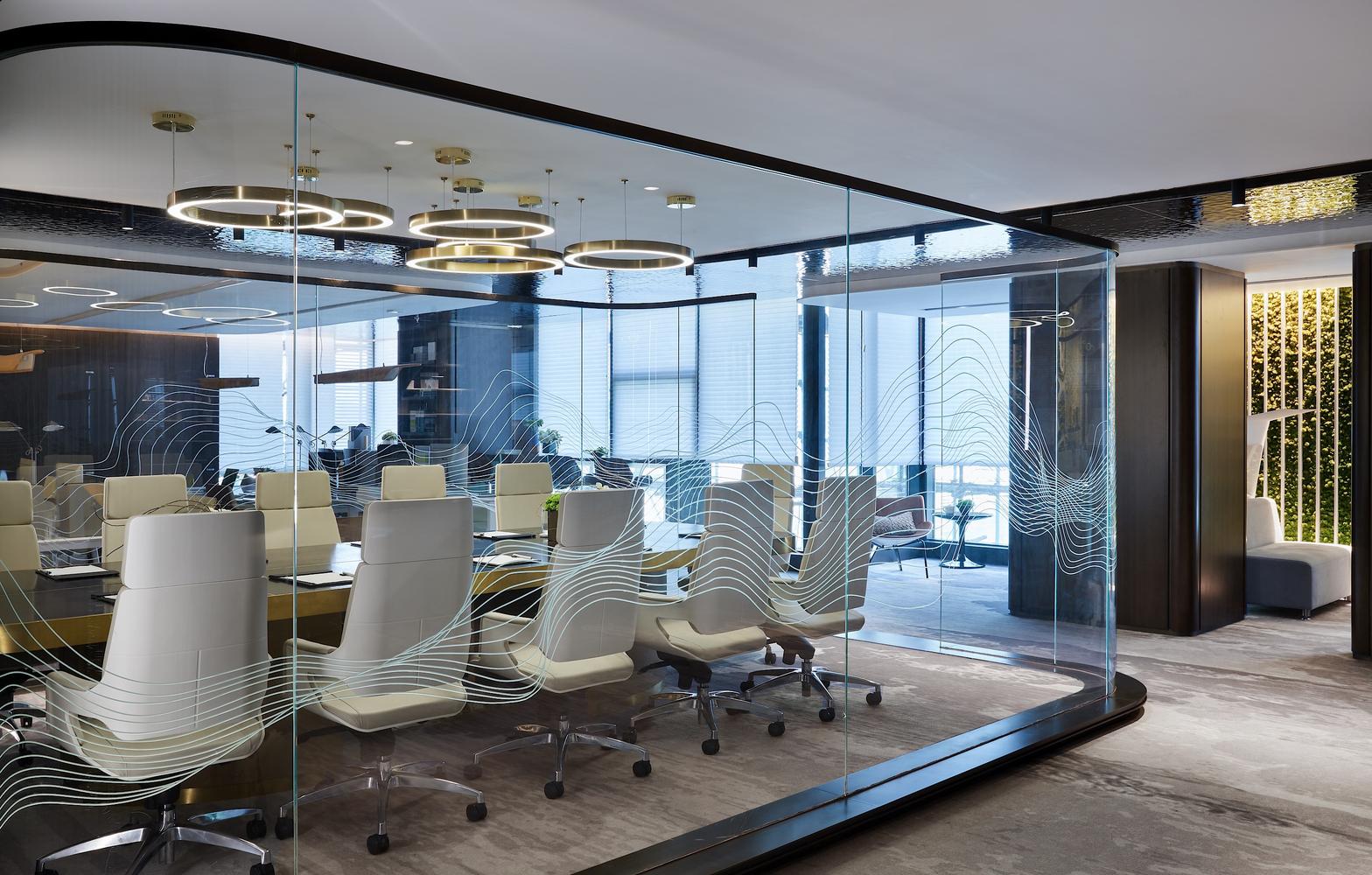 郑州400平办公室装修效果