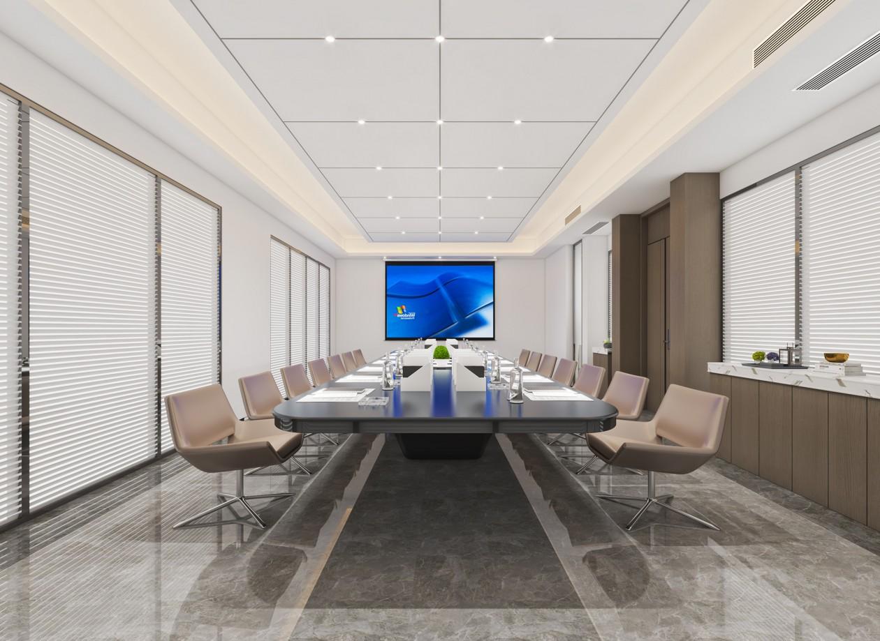 郑州会议室设计装