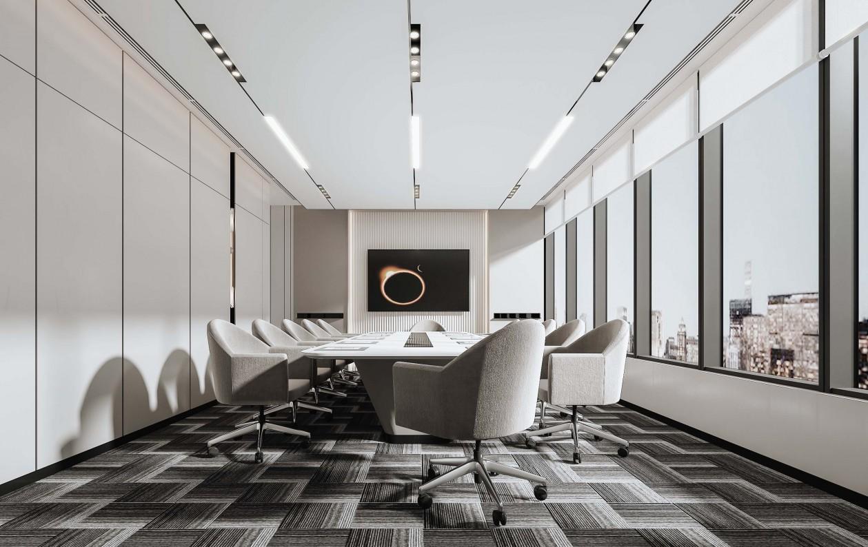 公司会议室装修效