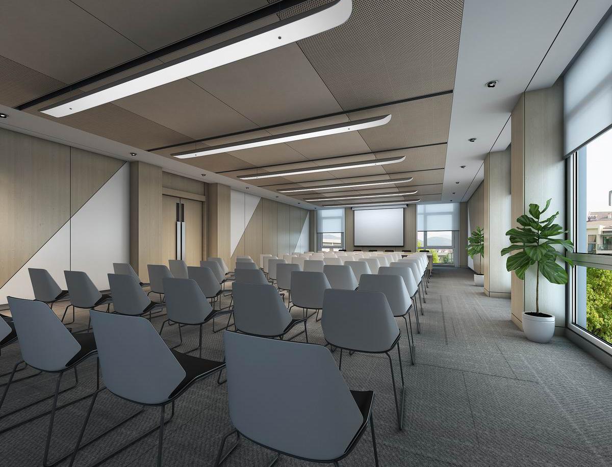 企业会议室装修设