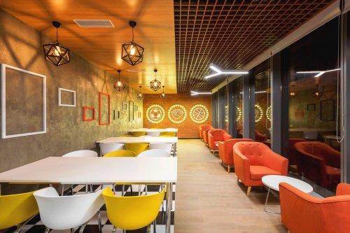 郑州办公楼及店面装修设计构思步骤