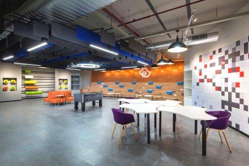郑州办公室装修设计施工图包含什么