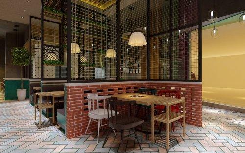 郑州餐厅装修设计时应考虑的墙地面问题