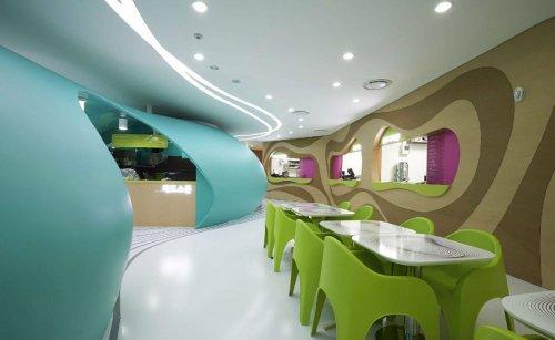 怎样在郑州餐饮装修中营造用餐氛围