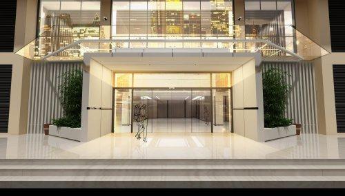 郑州办公楼装修设计风格图片