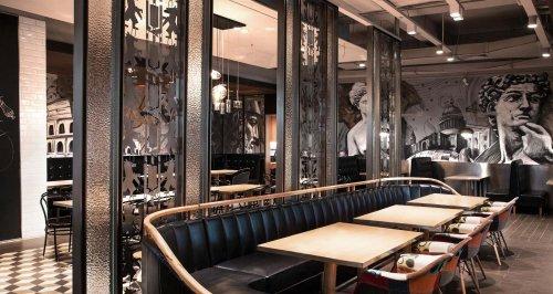 郑州西餐厅装修设计效果图片