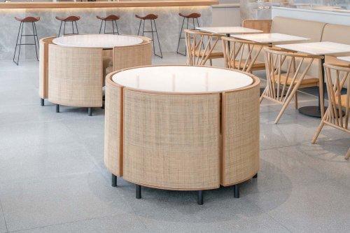 郑州茶餐厅设计装修效果图