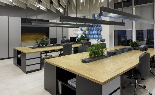 <strong>郑州办公室装修好的设计层次分析</strong>