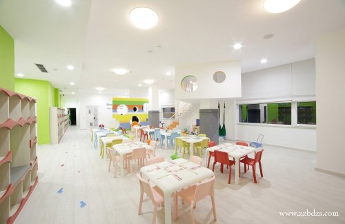 郑州儿童培训机构装修设计选材要注意哪