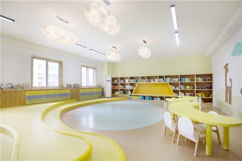 <strong>郑州早教中心装修设计要点你需要了解哪些?</strong>