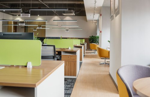 <strong>内部办公室装修材料选择的原则</strong>