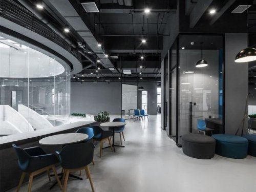 办公室装修的设计方案要能够为企业规范带来新面貌