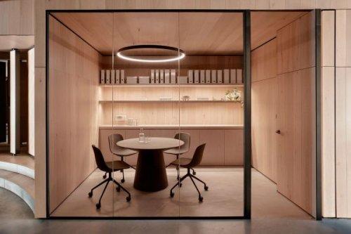 注意办公室装修细节可以提高工作效率