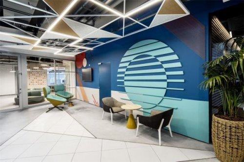 郑州办公室装修设计时不同职位要有所区分